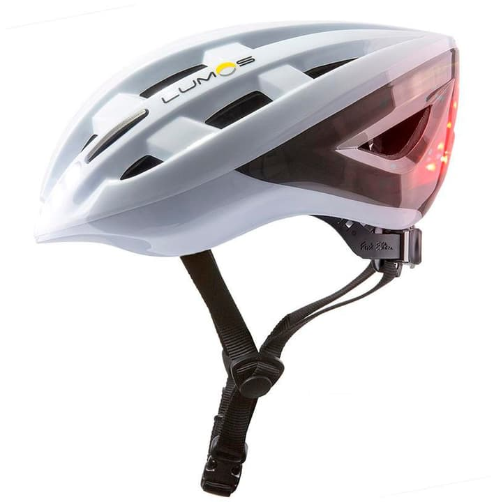 Lite Casque de vélo Lumos 465018200110 Couleur blanc Taille one size Photo no. 1