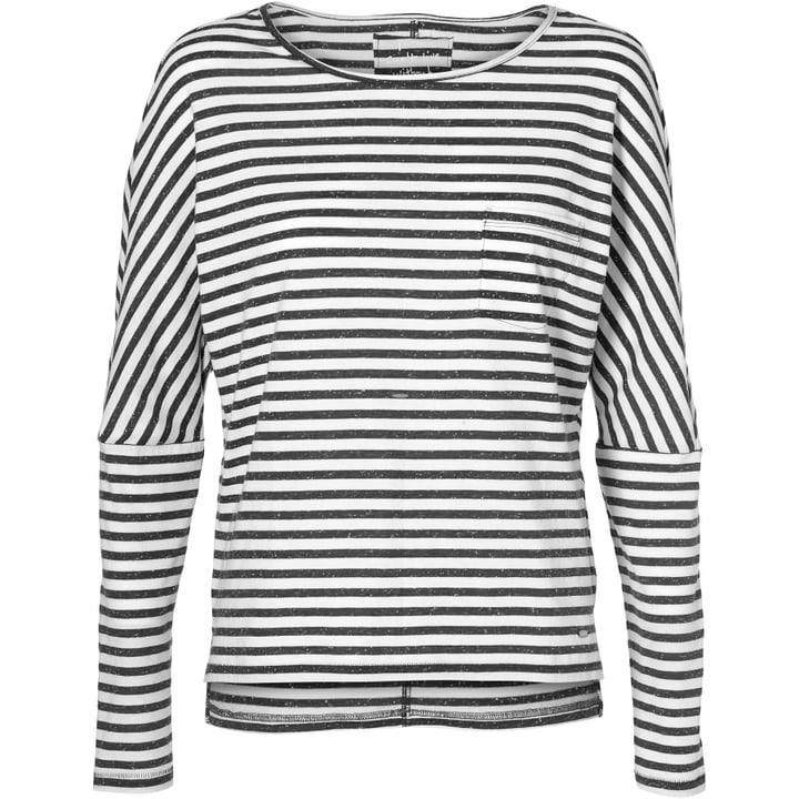LW ESSENTIALS STRIPED TOP T-Shirt pour femme O'Neill 463111500420 Couleur noir Taille M Photo no. 1