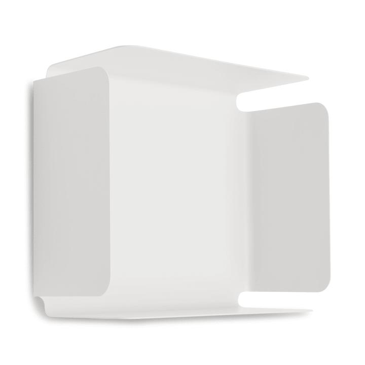 EVELINA Scaffale a muro 362245803210 Colore Bianco Dimensioni L: 12.8 cm x P: 32.0 cm x A: 26.0 cm N. figura 1