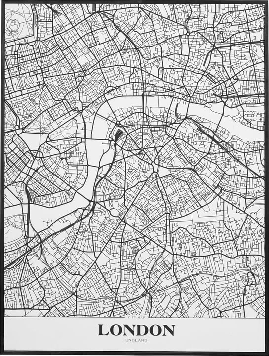 LONDON Holzbild 431844400000 Bild Nr. 1