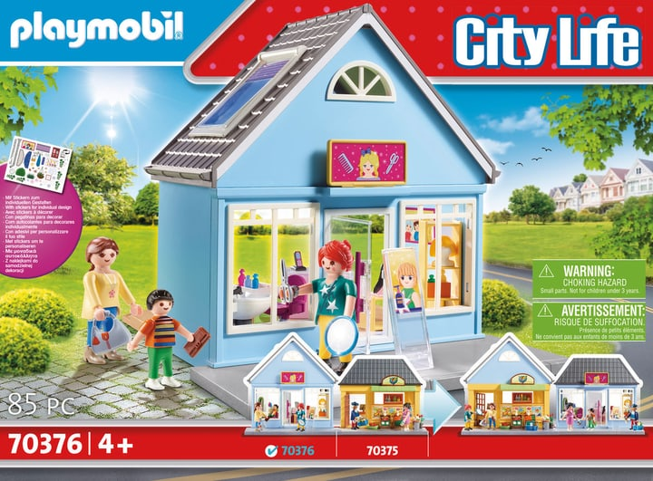 My hair salon 70376 Playmobil 748027400000 N. figura 1