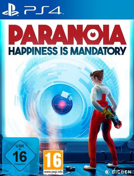 PS4 - PARANOIA: Happiness is Mandatory D/F Box 785300145743 Photo no. 1