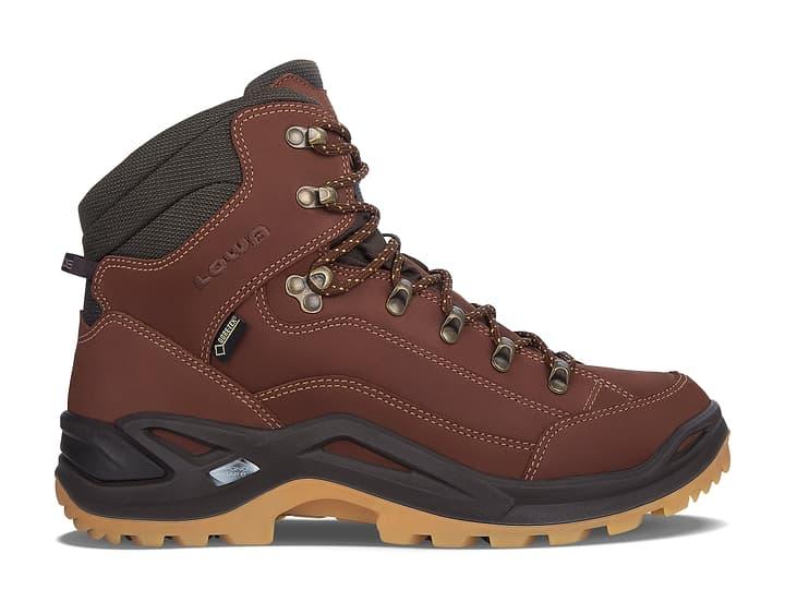 Renegade GTX Mid Chaussures de randonnée pour homme Lowa 473304244070 Couleur brun Taille 44 Photo no. 1