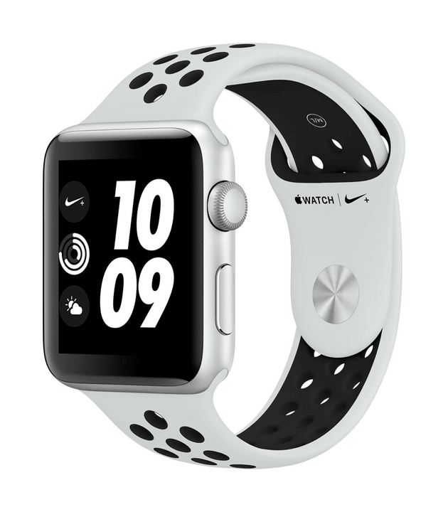 Watch Series 3 Nike+ GPS 42mm silver/platinum black Apple 785300130038