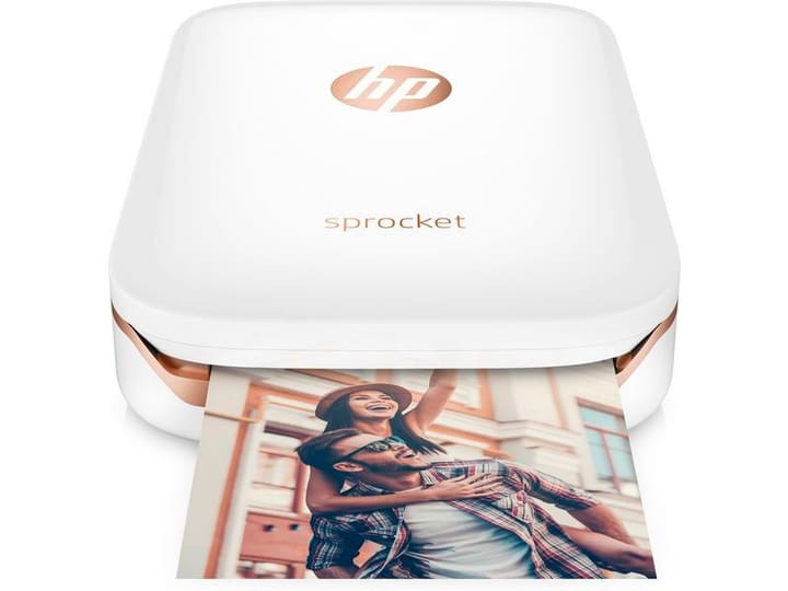 Sprocket Stampante istantanea HP 797277700000