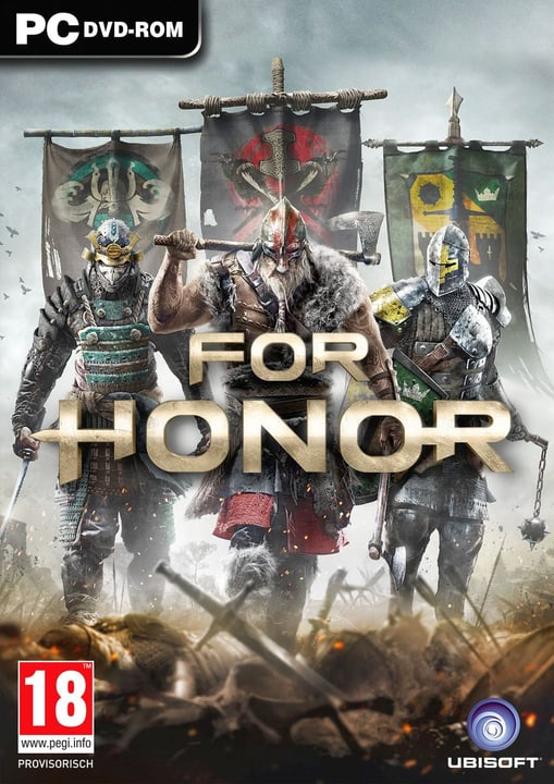 PC - For Honor Physisch (Box) 785300121602 Bild Nr. 1