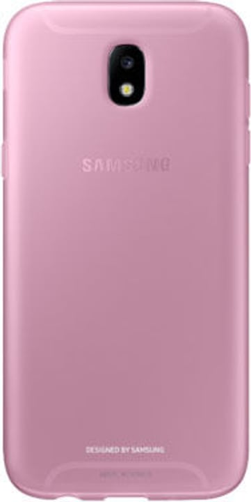 Jelly Cover rosé vif Coque Samsung 798095800000 Photo no. 1