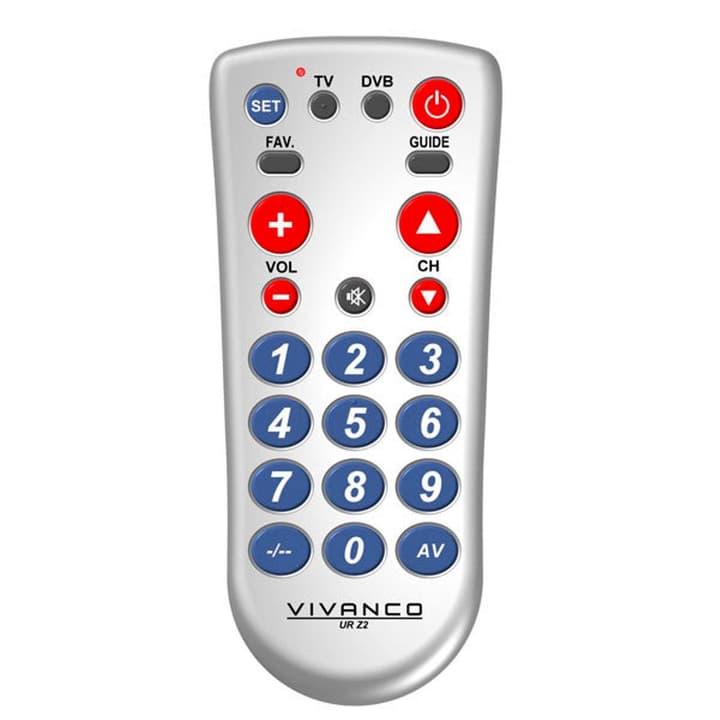 UR Z2 Telecommande universelle Vivanco 785300122706 N. figura 1