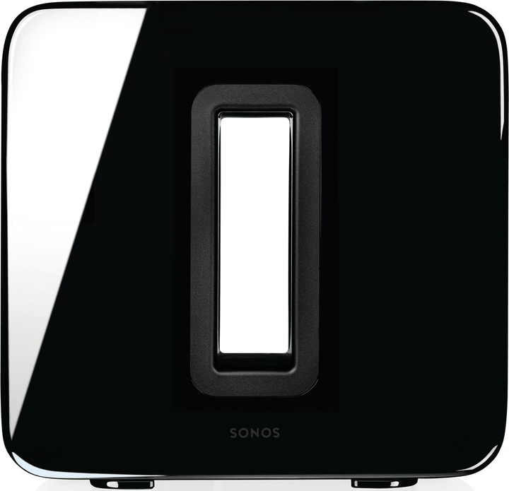 Sub - Noir Multiroom Subwoofer Sonos 770517700000 Photo no. 1