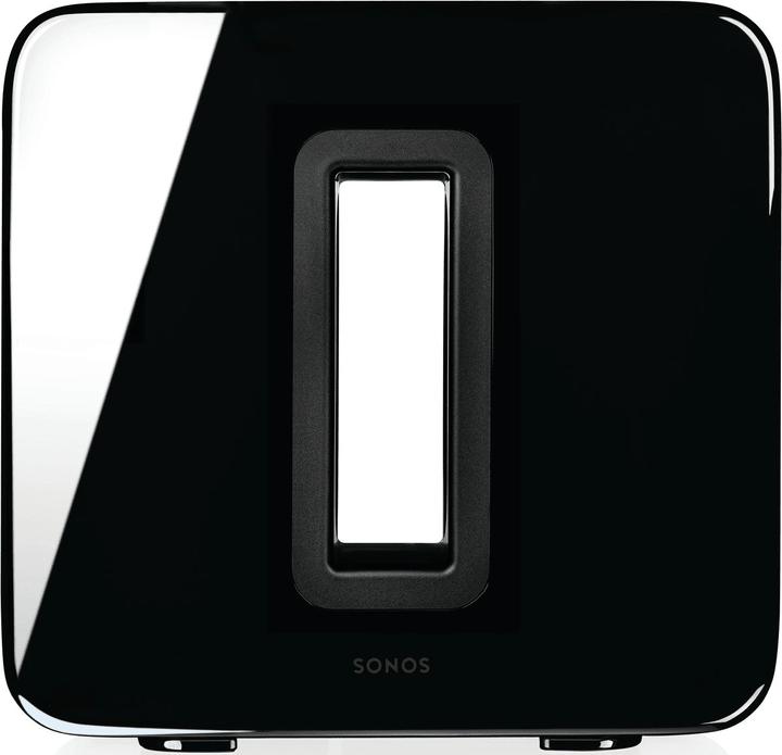 Sub - Schwarz Subwoofer Sonos 770517700000 Bild Nr. 1