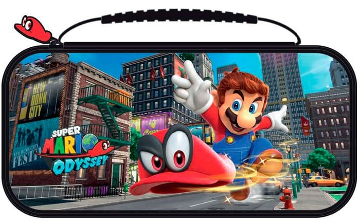 Travel Case Mario Odyssey Bigben 785300131111