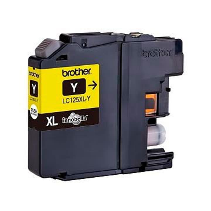 LC-125XLY Tintenpatrone XL yellow Tintenpatrone Brother 798505600000 Bild Nr. 1