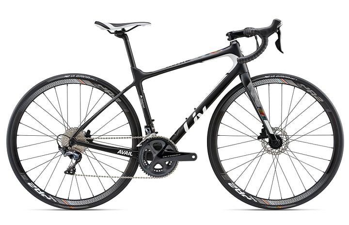"""Avail Advanced 1 28"""" Vélo de course Liv 463329400322 Couleur bleu foncé Taille S Photo no. 1"""