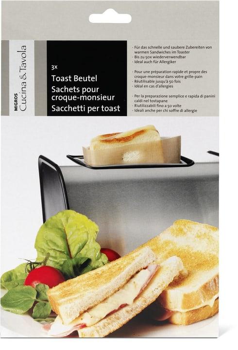 Toast Beutel Cucina & Tavola 703173600000 Bild Nr. 1