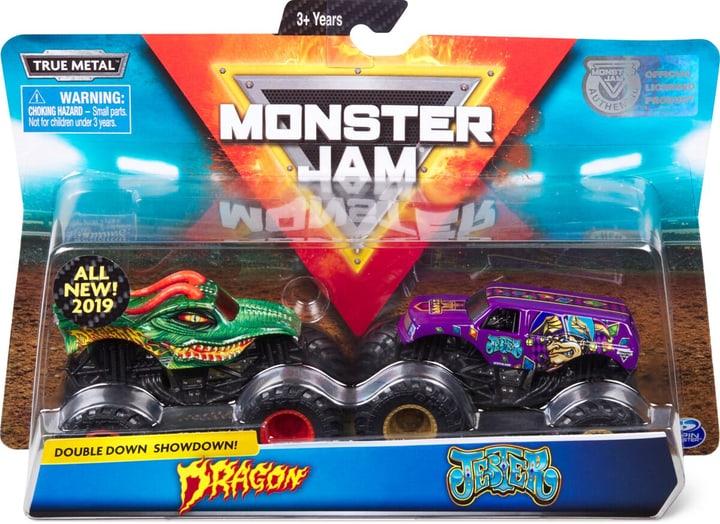 Monster Jam 2 1:64 748658600000 Photo no. 1