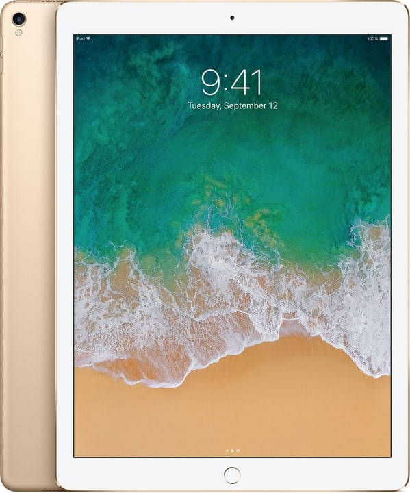 iPad Pro 12 WiFi 64GB gold Apple 798188800000 Bild Nr. 1