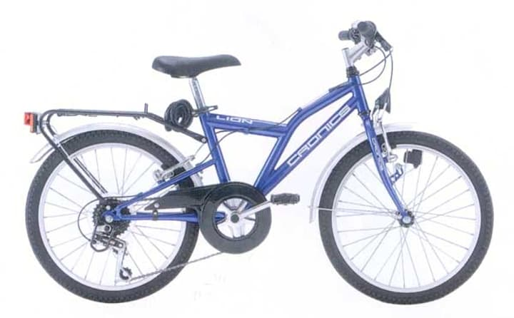 CRONICS LION BOY BIKE Cronics 49010800000001 Bild Nr. 1