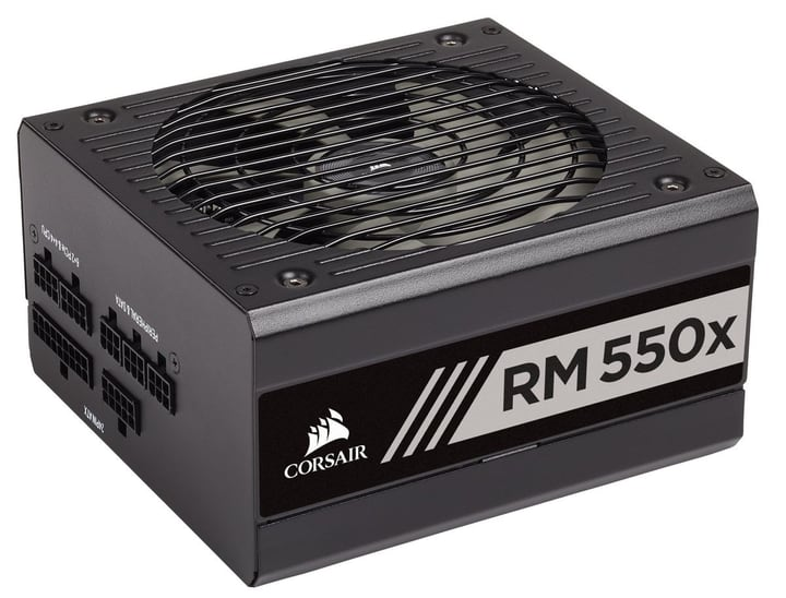 RM550X V2 550 W Netzteil Corsair 785300143981 Bild Nr. 1