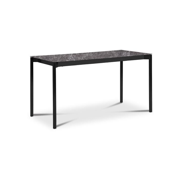 LUZON Tisch 368029000000 Grösse B: 140.0 cm x T: 80.0 cm x H: 75.0 cm Farbe Gray mist Bild Nr. 1