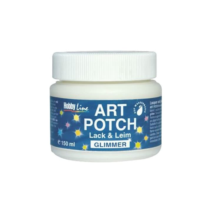 Art potch laque & colle, mica C.Kreul 665528000000 Photo no. 1