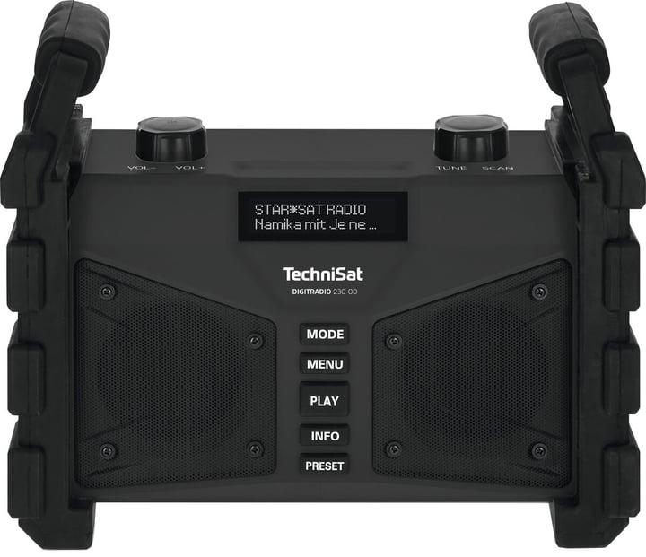 Digitradio 230 OD - Schwarz DAB+ Radio Technisat 785300151123 Bild Nr. 1