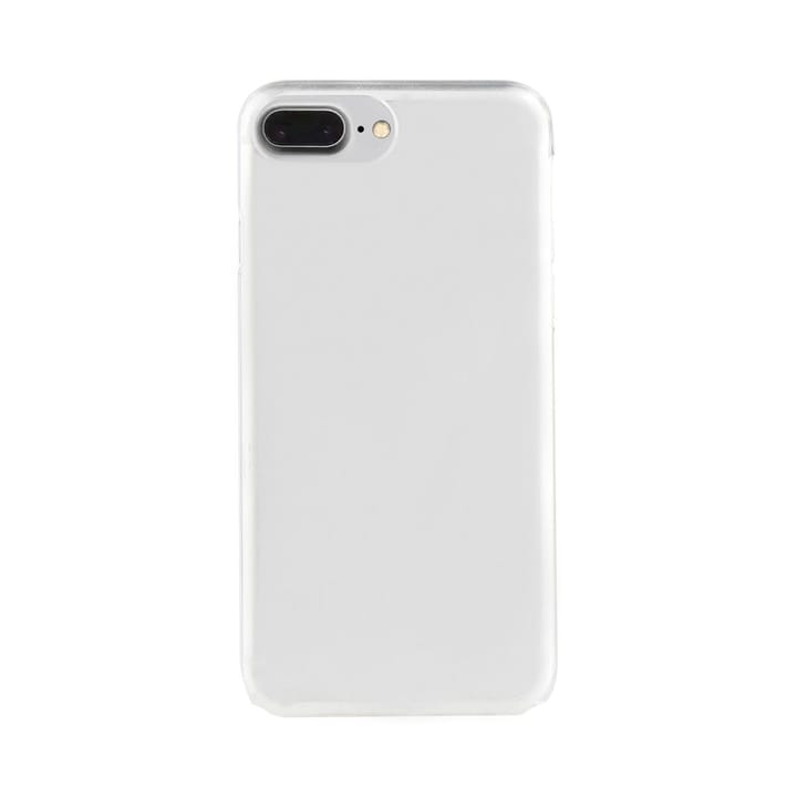 iPlate Glossy for iPhone 8 Plus / 7 Plus clear Hülle XQISIT 798064100000 Bild Nr. 1