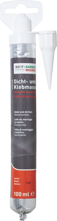 Dicht- u. Klebemasse 100 ml Do it + Garden 676055800000 Bild Nr. 1