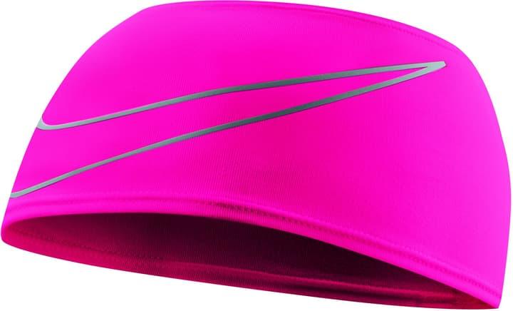 Dri-Fit Swoosh Running Headband Stirnband Nike 463601799929 Farbe pink Grösse one size Bild-Nr. 1