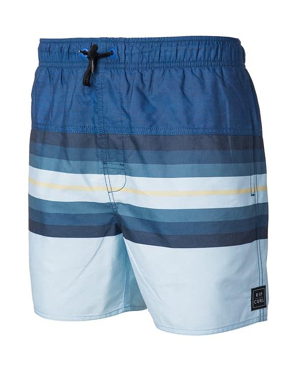 """Short de surf Volley Step 16"""" Short de bain pour homme Rip Curl 463127300540 Couleur bleu Taille L Photo no. 1"""