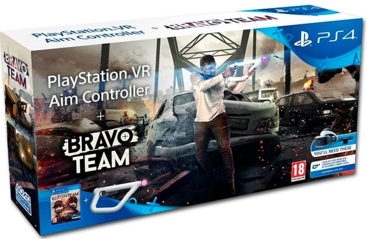 PS4 - Bravo Team VR + Aim Controller Box 785300130693 N. figura 1