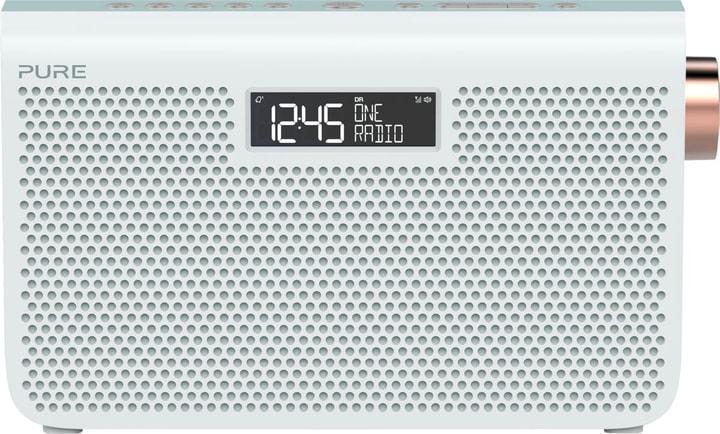 One Maxi 3s - Bianco Radio DAB+ Pure 785300128357 N. figura 1