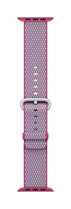 38mm Berry Check Woven Nylon Cinturini Apple 785300130645 N. figura 1