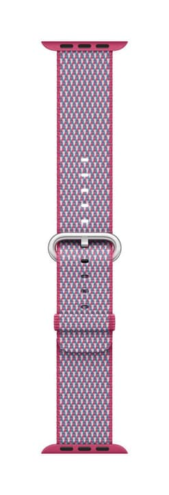 38mm Berry Check Woven Nylon Apple 785300130645 Photo no. 1