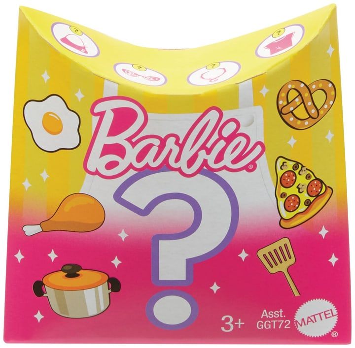 Barbie GGT72 1 Surprise Bag 746579800000 Photo no. 1