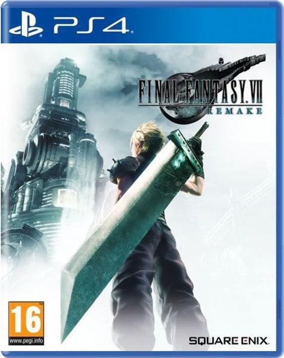 PS4 - Final Fantasy VII: HD Remake Box 785300149911 Langue Français Plate-forme Sony PlayStation 4 Photo no. 1
