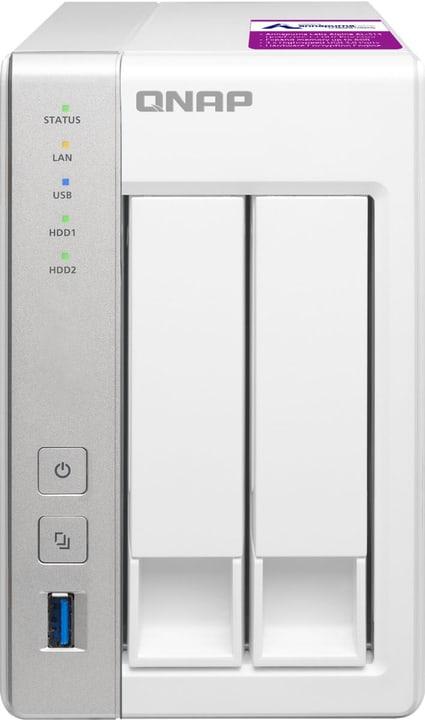 TS-231P2-1G NAS logement vide Network-Attached-Storage (NAS) Qnap 798242500000 Photo no. 1