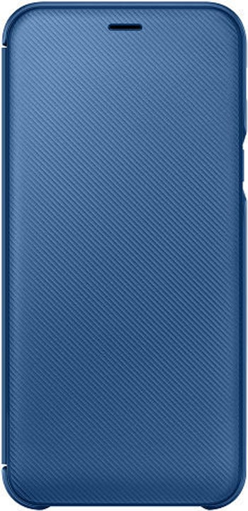 Wallet Cover blu Custodia Samsung 785300136035 N. figura 1