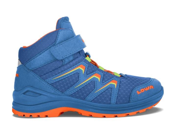 Maddox GTX Mid Chaussures de randonnée pour enfant Lowa 465524525040 Couleur bleu Taille 25 Photo no. 1