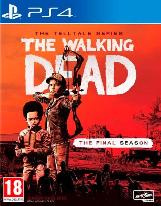 PS4 - The Walking Dead: The Final Season 4 F Box 785300144102 Photo no. 1
