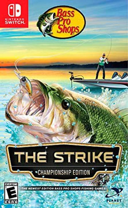 NSW - Bass Pro Shops The Strike Bundle (D) Box 785300138583 N. figura 1