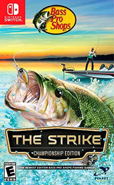 NSW - Bass Pro Shops The Strike Bundle (F/I) Box 785300138585 Photo no. 1