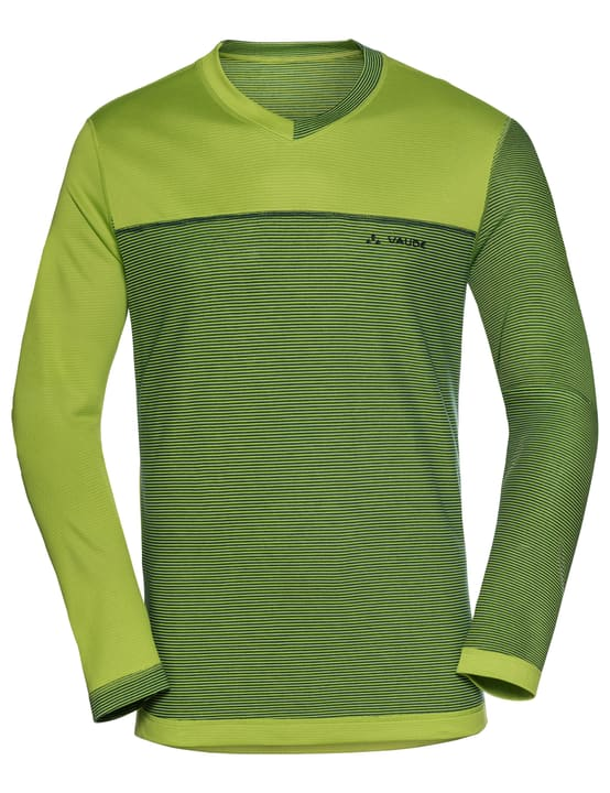 Men's Moab LS Shirt III Herren-Langarmtrikot Vaude 461352700466 Farbe limegrün Grösse M Bild Nr. 1