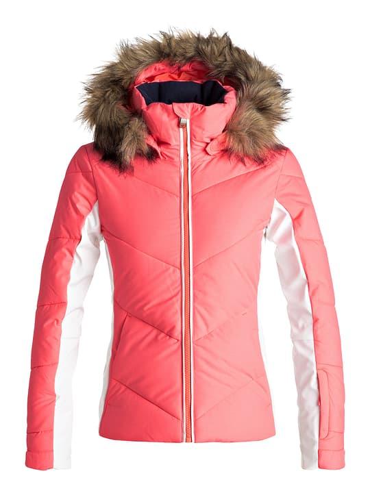 SNOWSTORM GIRL Mädchen-Snowboardjacke Roxy 464592615229 Farbe pink Grösse 152 Bild-Nr. 1