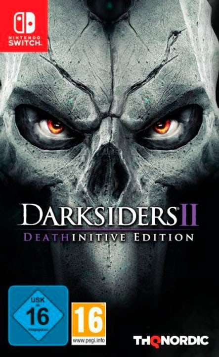 NSW - Darksiders 2 - Deathinitive Edition Box 785300145088 Langue Français, Italien Plate-forme Nintendo Switch Photo no. 1