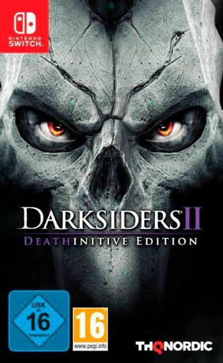 NSW - Darksiders 2 - Deathinitive Edition Box 785300145088 Sprache Französisch, Italienisch Plattform Nintendo Switch Bild Nr. 1