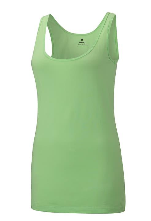 Tanktop Tanisha Top da donna Extend 462406800261 Colore verde chiaro Taglie XS N. figura 1