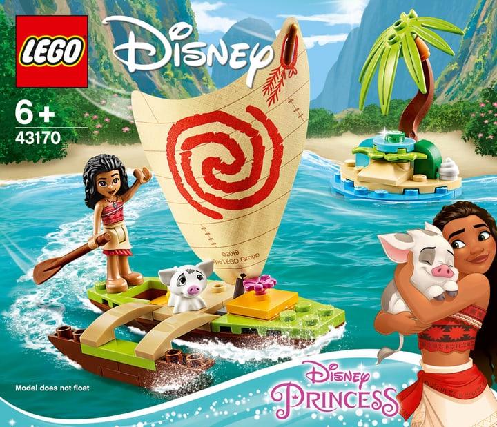 LEGO DISNEY 43170 Avventura sull'oc 748727700000 N. figura 1