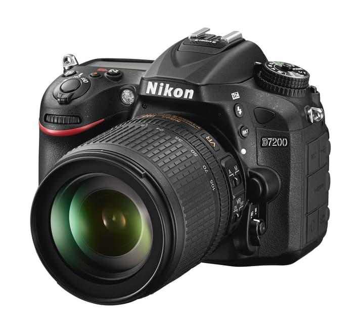 D7200 18-105mm App. photo Reflex Nikon 793414200000 Photo no. 1