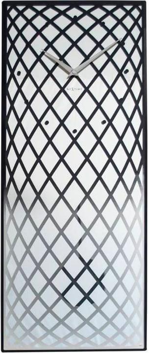 Wanduhr Pendula Silber 30 x 70 c Wanduhr NexTime 785300138492 Bild Nr. 1