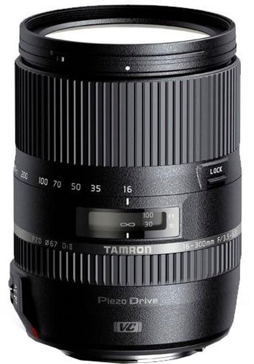 AF 16-300mm f / 3.5-6.3 Di II VC PZD Macro zu Nikon Objektiv Tamron 785300123868 Bild Nr. 1